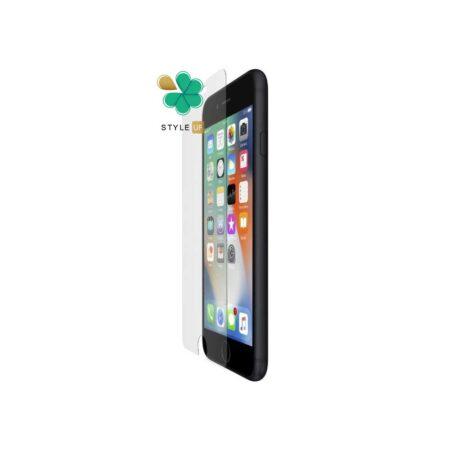 خرید گلس بدون حاشیه سرامیکی گوشی اپل iPhone 6 Plus / 6s Plus مدل مات