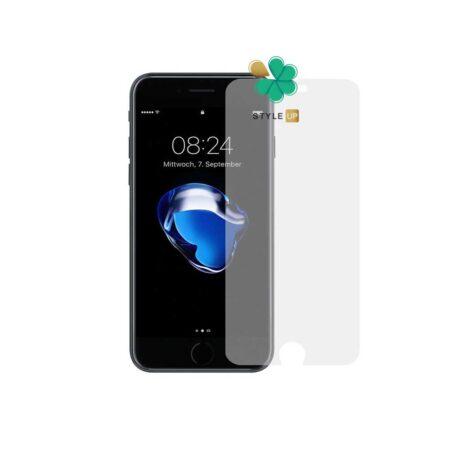 خرید گلس بدون حاشیه سرامیکی گوشی اپل iPhone 7 Plus / 8 Plus مدل مات