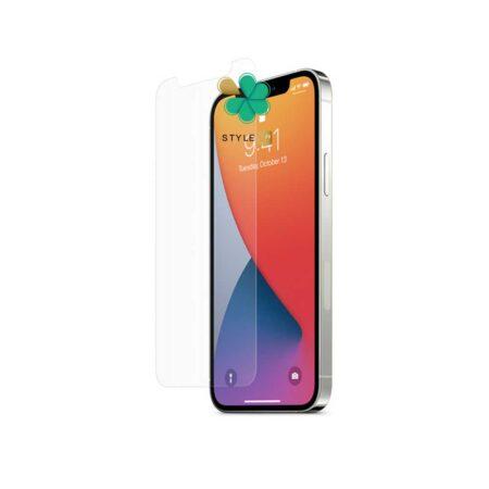 خرید گلس بدون حاشیه سرامیکی گوشی اپل iPhone X / XS مدل مات
