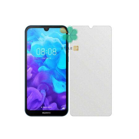 خرید گلس بدون حاشیه سرامیکی گوشی هواوی Huawei Y5 2019 مدل مات