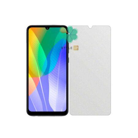 قیمت گلس بدون حاشیه سرامیکی گوشی هواوی Huawei Y6p مدل مات