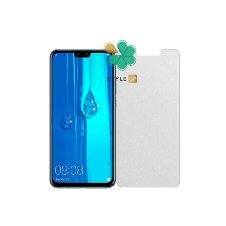 خرید گلس بدون حاشیه سرامیکی گوشی هواوی Huawei Y9 2019 مدل مات