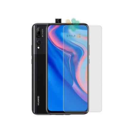 خرید گلس بدون حاشیه سرامیکی گوشی هواوی Y9 Prime 2019 مدل مات