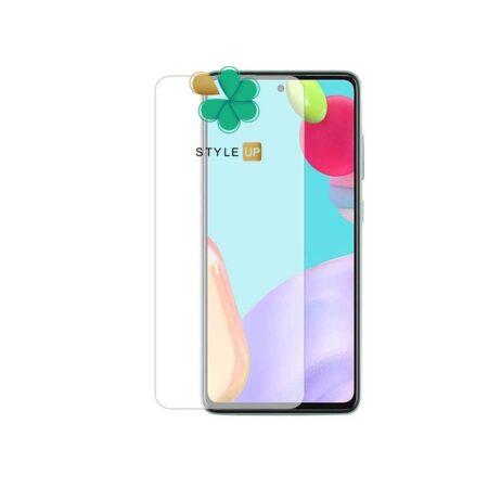 خرید گلس بدون حاشیه سرامیکی گوشی Samsung Galaxy A52 مدل مات