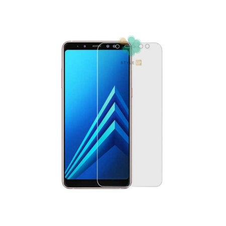 خرید گلس بدون حاشیه سرامیکی گوشی سامسونگ Galaxy A6 Plus 2018 مدل مات