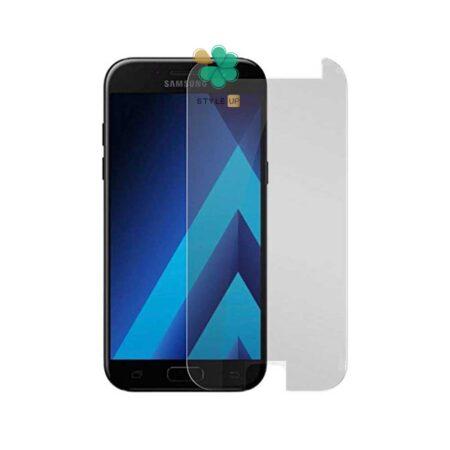 خرید گلس بدون حاشیه سرامیکی گوشی سامسونگ Galaxy A7 2017 مدل مات