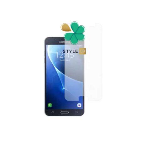 خرید گلس بدون حاشیه سرامیکی گوشی Samsung Galaxy J5 Pro مدل مات
