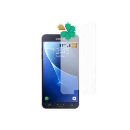 خرید گلس بدون حاشیه سرامیکی گوشی Samsung Galaxy J7 Prime مدل مات