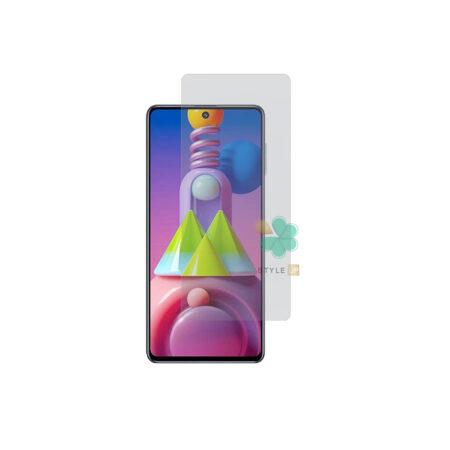 خرید گلس بدون حاشیه سرامیکی گوشی سامسونگ Galaxy M51 مدل مات
