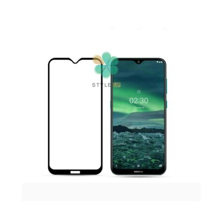 عکس گلس گوشی نوکیا Nokia 2.4 مدل تمام صفحه