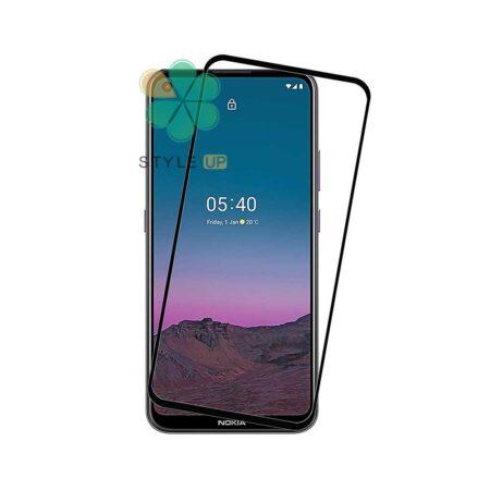 خرید محافظ صفحه گلس گوشی نوکیا Nokia 5.4 مدل تمام صفحه