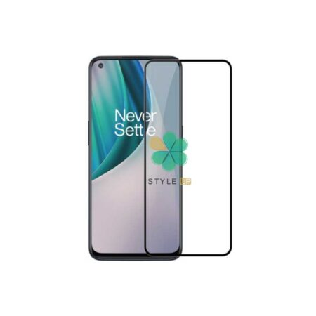خرید گلس گوشی وان پلاس OnePlus Nord N10 5G مدل تمام صفحه