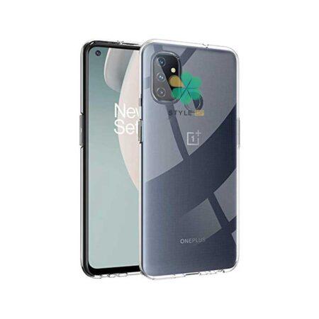 خرید قاب گوشی وان پلاس OnePlus Nord N100 مدل ژله ای شفاف