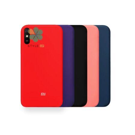 خرید کاور سیلیکونی اصل گوشی شیائومی Xiaomi Redmi 9i