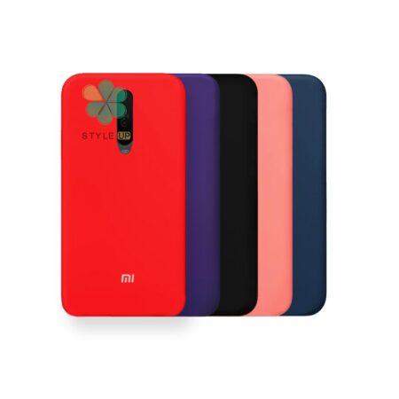 خرید کاور سیلیکونی اصل گوشی شیائومی Xiaomi Redmi K30