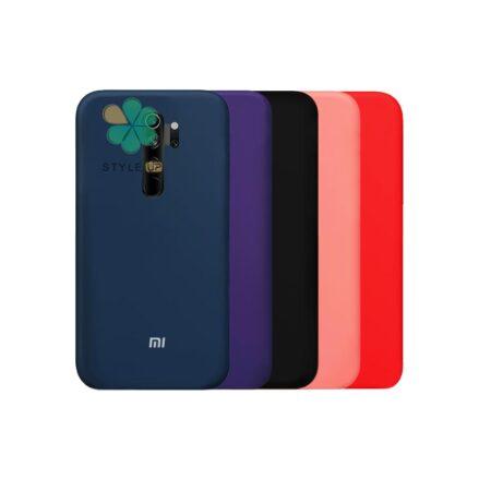 خرید کاور سیلیکونی اصل گوشی شیائومی Xiaomi Redmi Note 8 Pro