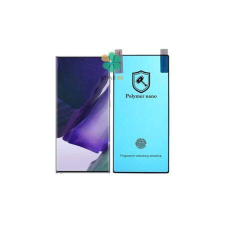 عکس محافظ صفحه گلس گوشی سامسونگ Galaxy Note 20 مدل Polymer Nano