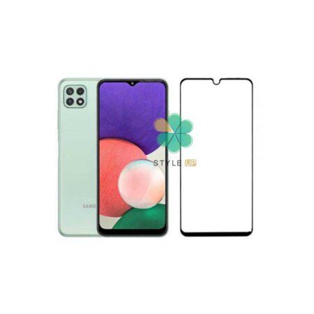 خرید گلس گوشی سامسونگ Samsung Galaxy A22 5G مدل تمام صفحه