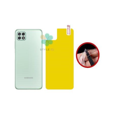 خرید برچسب محافظ نانو پشت گوشی سامسونگ Samsung Galaxy A22 5G