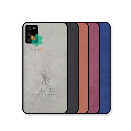 خرید قاب گوشی سامسونگ Samsung Galaxy M02s پارچه ای طرح پولو