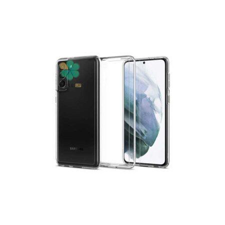 عکس قاب گوشی سامسونگ Galaxy S21 FE 5G مدل ژله ای شفاف