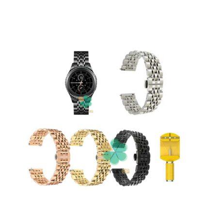 خرید بند ساعت هوشمند سامسونگ Samsung Gear S2 Classic استیل رولکسی