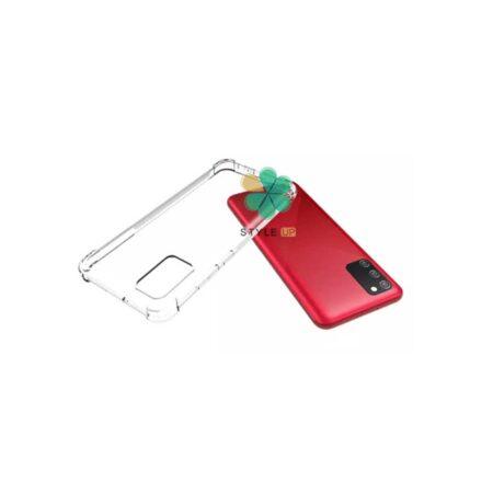 خرید قاب ژله ای گوشی سامسونگ Samsung Galaxy M02s مدل کپسول دار
