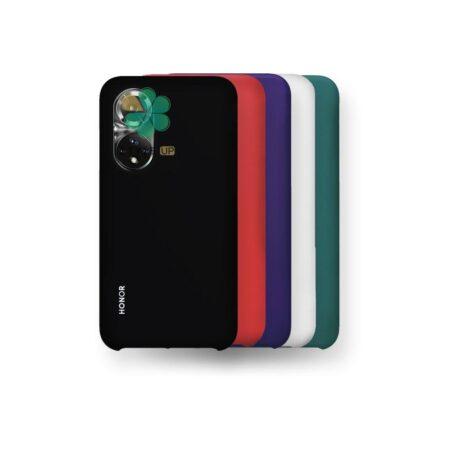 خرید قاب گوشی هواوی Huawei Honor 50 Pro مدل سیلیکونی