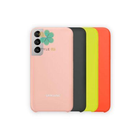 خرید قاب گوشی سامسونگ Samsung Galaxy S21 FE 5G مدل سیلیکونی