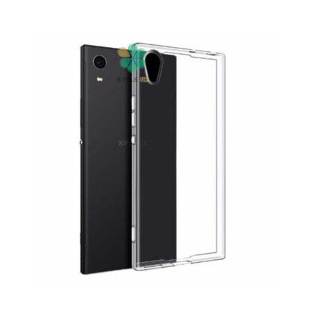 خرید قاب گوشی سونی Sony Xperia XA1 مدل ژله ای شفاف