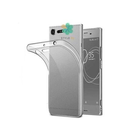 خرید قاب گوشی سونی Sony Xperia XZ1 مدل ژله ای شفاف