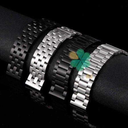 عکس بند ساعت هوشمند ال جی LG G Watch R W110 استیل 5Bead