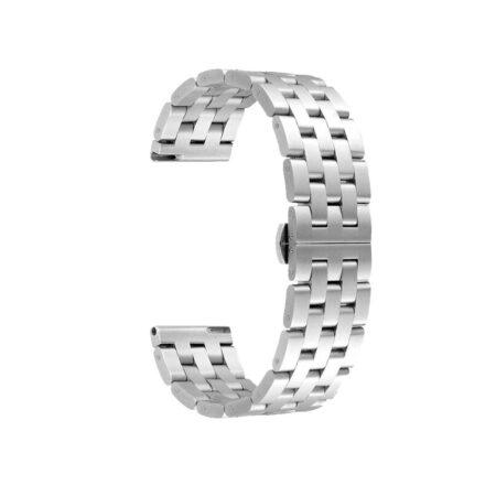 خرید بند ساعت هوشمند شیائومی Xiaomi Haylou RT LS05S استیل 5Bead