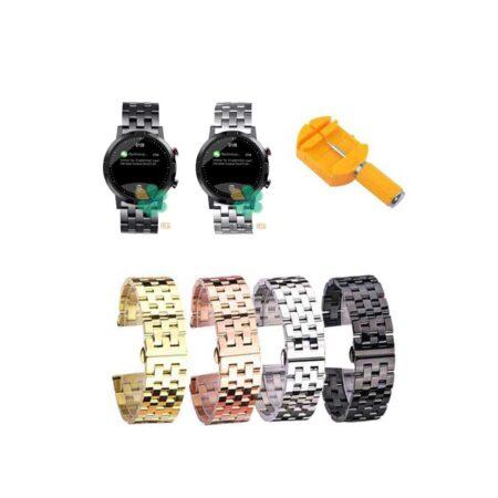قیمت بند ساعت هوشمند شیائومی Xiaomi Haylou RT LS05S استیل 5Bead