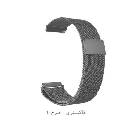 خرید بند استیل ساعت هواوی واچ Huawei Watch 3 مدل New Milanese
