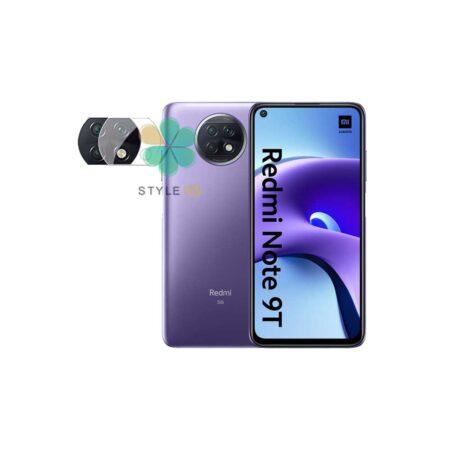 خرید محافظ گلس لنز دوربین گوشی شیائومی Xiaomi Redmi Note 9T