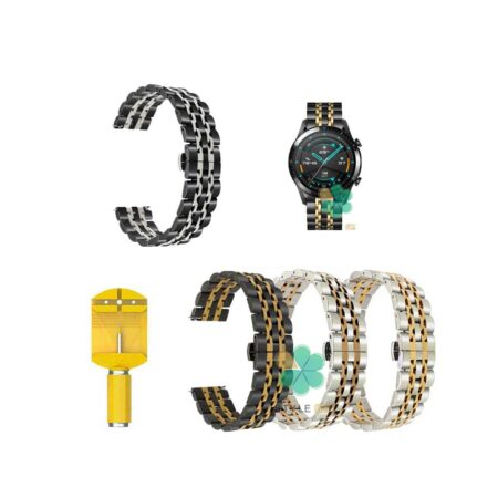 خرید بند استیل ساعت هواوی Huawei Watch GT 2 46mm مدل Rolex
