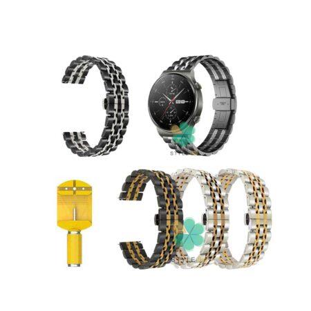 قیمت بند استیل ساعت هواوی واچ Huawei Watch GT 2 Pro مدل Rolex