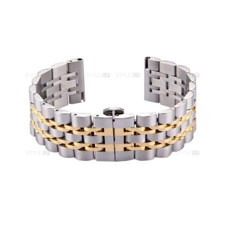 خرید بند استیل ساعت ال جی LG G Watch W100 مدل Rolex
