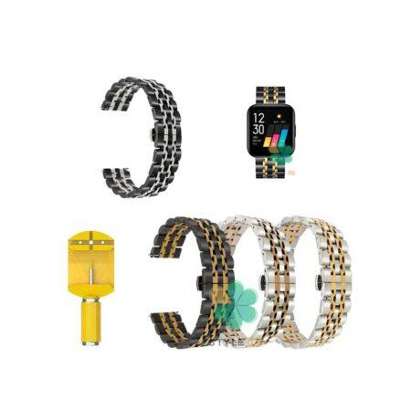 خرید بند استیل ساعت ریلمی واچ Realme Watch مدل Rolex