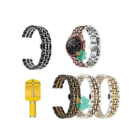 خرید بند استیل ساعت سامسونگ Samsung Galaxy Watch 3 41mm مدل Rolex
