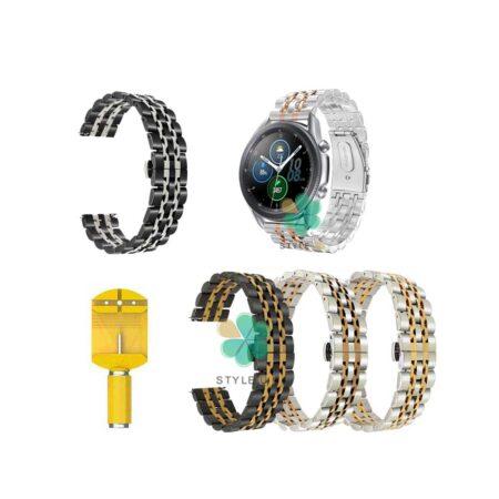 قیمت بند استیل ساعت سامسونگ Samsung Galaxy Watch 3 45mm مدل Rolex