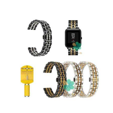 قیمت بند استیل ساعت شیائومی Xiaomi Amazfit Bip S مدل Rolex
