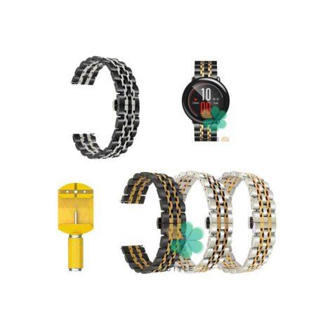 خرید بند استیل ساعت شیائومی Xiaomi Amazfit Pace مدل Rolex