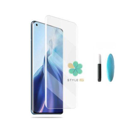 خرید گلس UV گوشی شیائومی Xiaomi Mi 11 Pro
