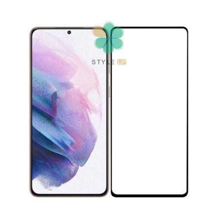 خرید گلس گوشی سامسونگ Galaxy S21 Plus 5G تمام صفحه مارک V-LIKE