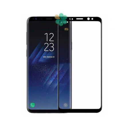 خرید گلس گوشی سامسونگ Galaxy S8 Plus تمام صفحه مارک V-LIKE