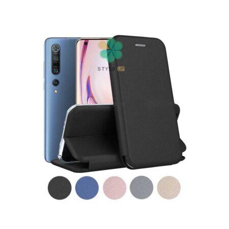 خرید کیف کلاسوری چرمی گوشی شیائومی Xiaomi Mi 10 Pro 5G