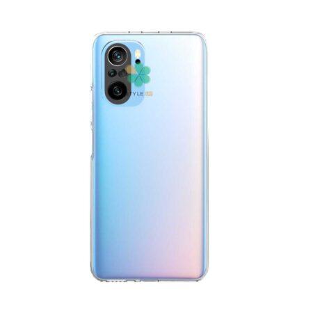 خرید قاب گوشی شیائومی Xiaomi Mi 11X Pro مدل ژله ای شفاف