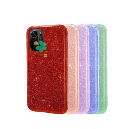 قیمت قاب گوشی شیائومی Xiaomi Poco F3 مدل ژله ای اکلیلی